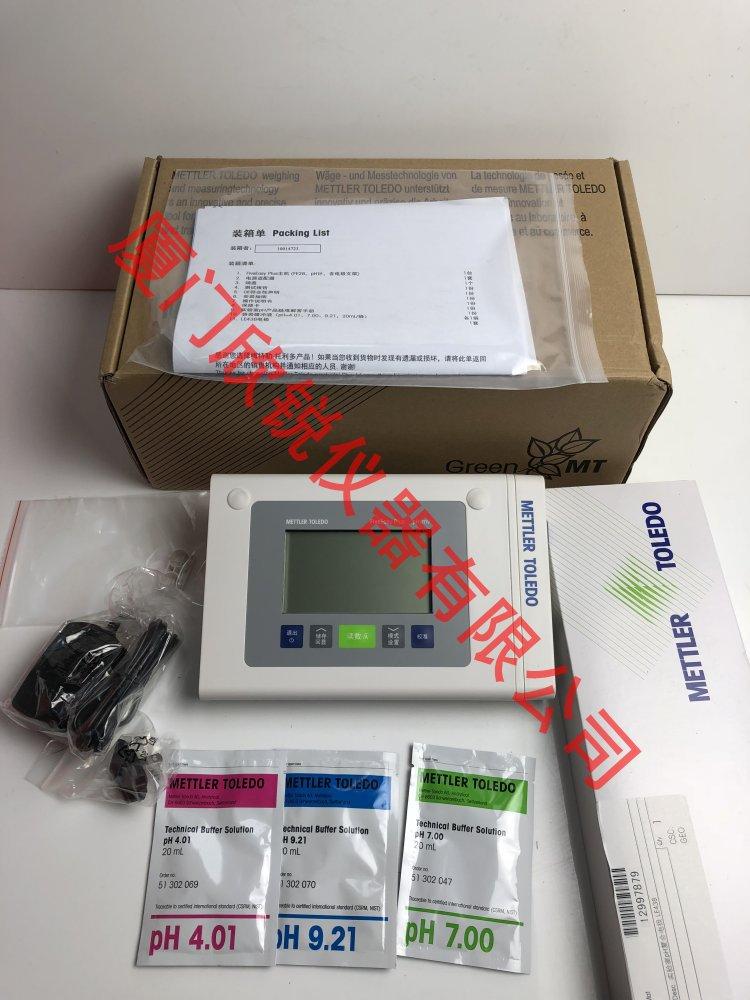 梅特勒托利多瑞士台式PH计酸碱度测量仪FE28-Standard